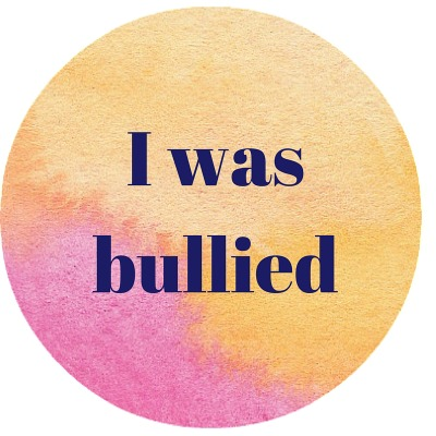I was bullied as a child and what I do about it now. http://momistheonlygirl.com