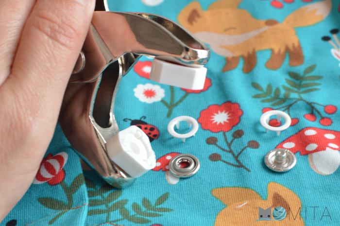 botones presión metalicos