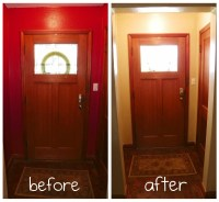 How To: Painting Over Red WallsMom it Forward