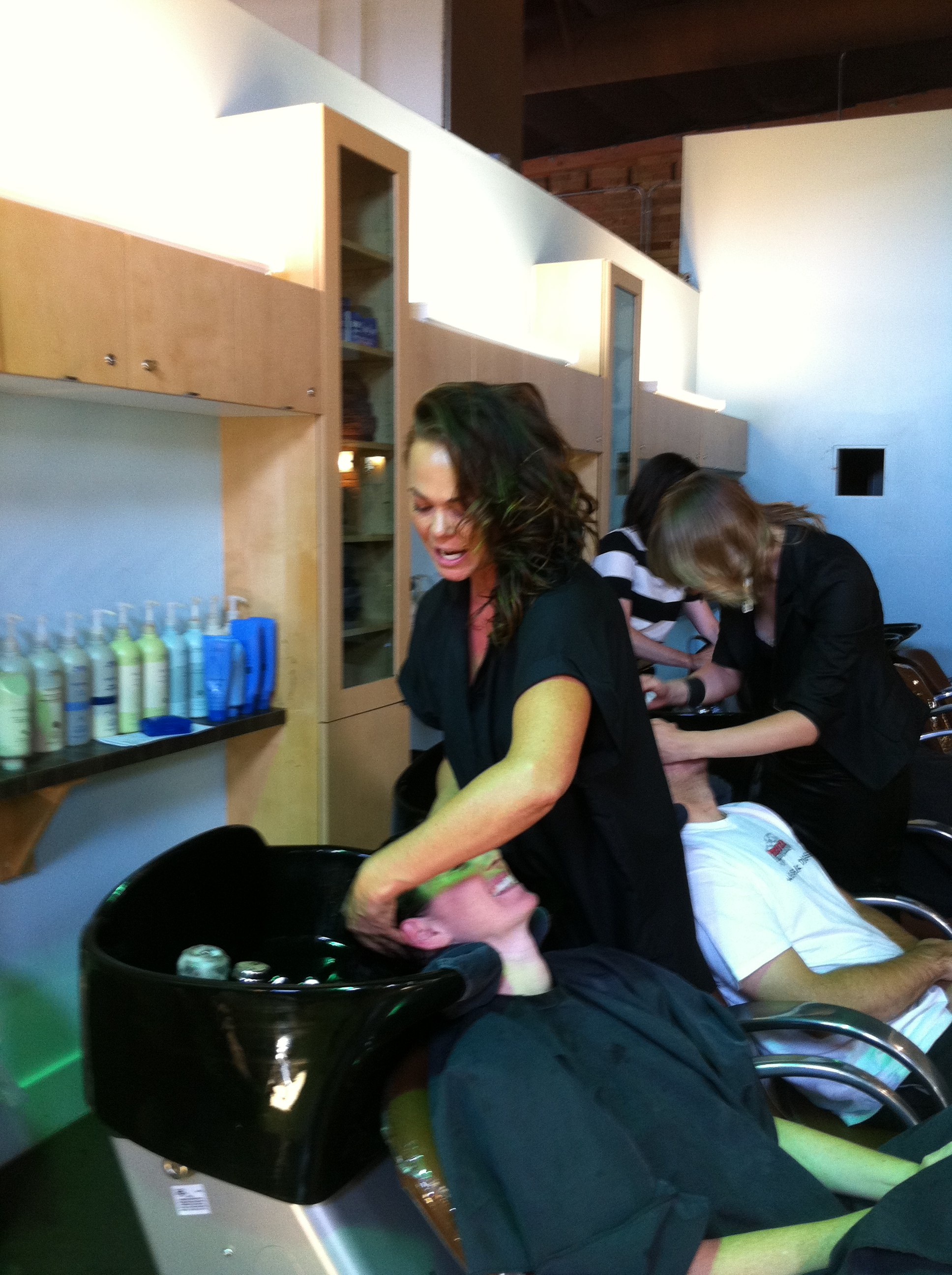 Hair Cut And Color Why Every Salon Visit Should Be Like A Spa Experiencemom It Forward