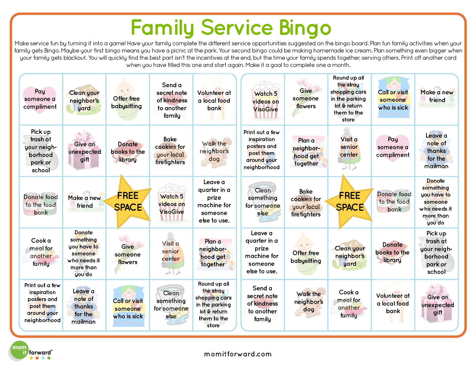 Family Fun Printables Archives