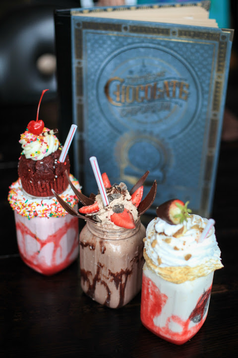 Get Your Chocolate Fix at Universal CityWalks Toothsome