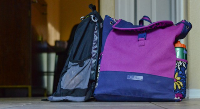 Simplifying Morning and Evening Routines - Preparing their backpacks ahead of time.