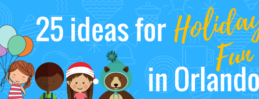 25 ideas for holiday fun in orlando