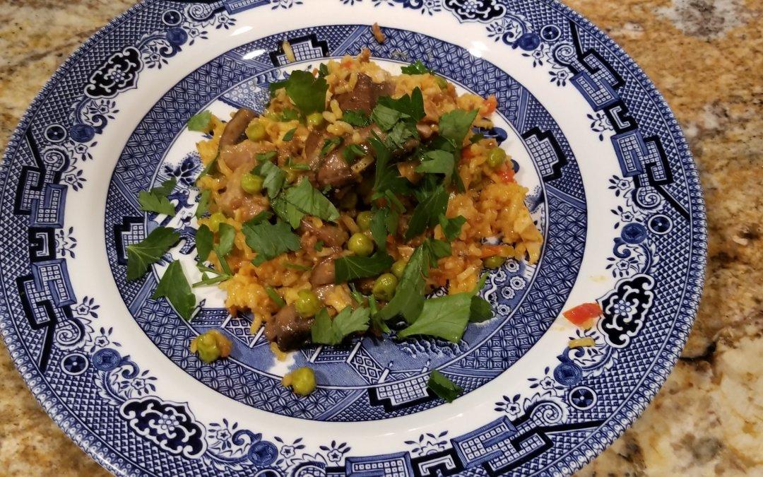 Paella Recipe for Lazy Cooks