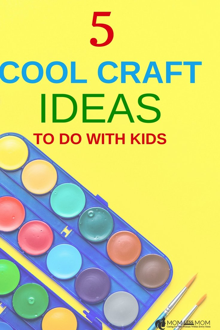 5 Cool Craft Ideas For Boys