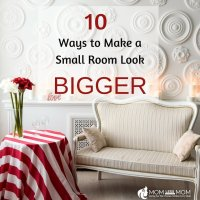 10 Ways to Make a Petite Room Look Bigger