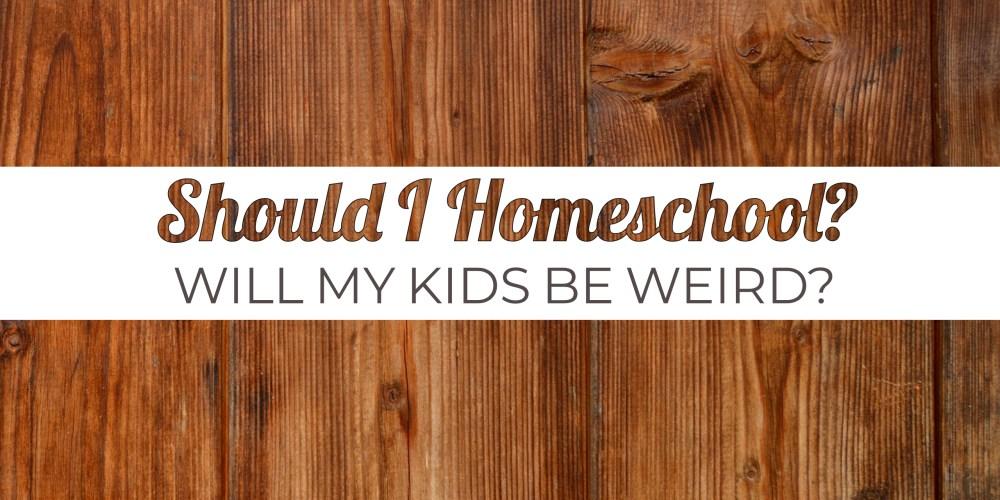 Will My Kids Be Weird?