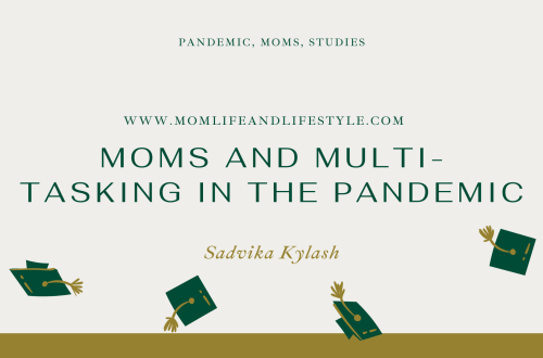 During this Pandemic, we all have been through a lot. It is still uncertain when we would get back to our old normal. Has affected many and lost our loved ones. We all felt an added burden of work on our shoulders. One such thing is with Moms who multi-tasked like a pro!