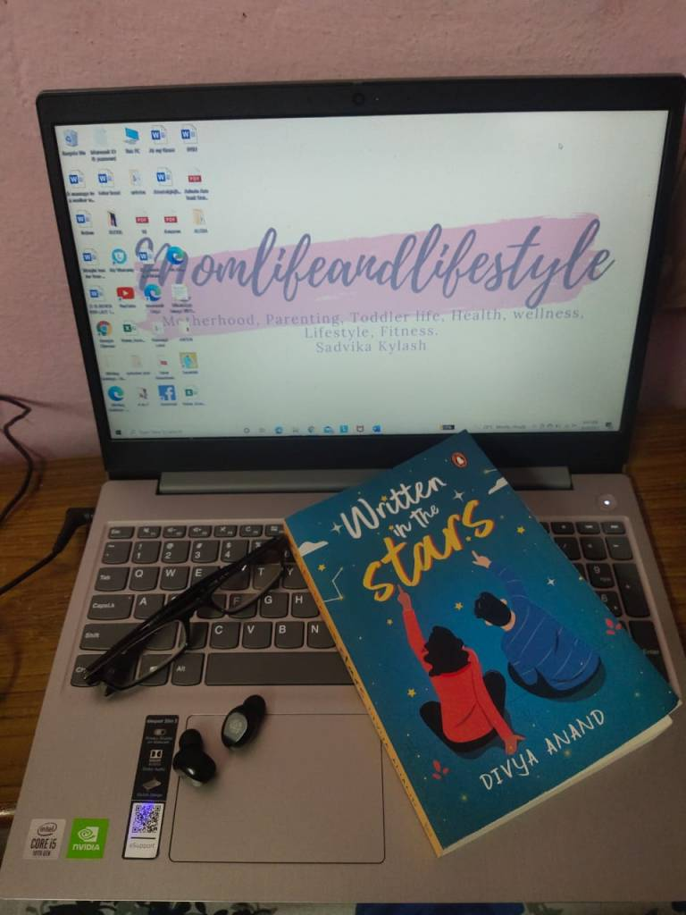 WRITTEN IN THE STARTS – Book review