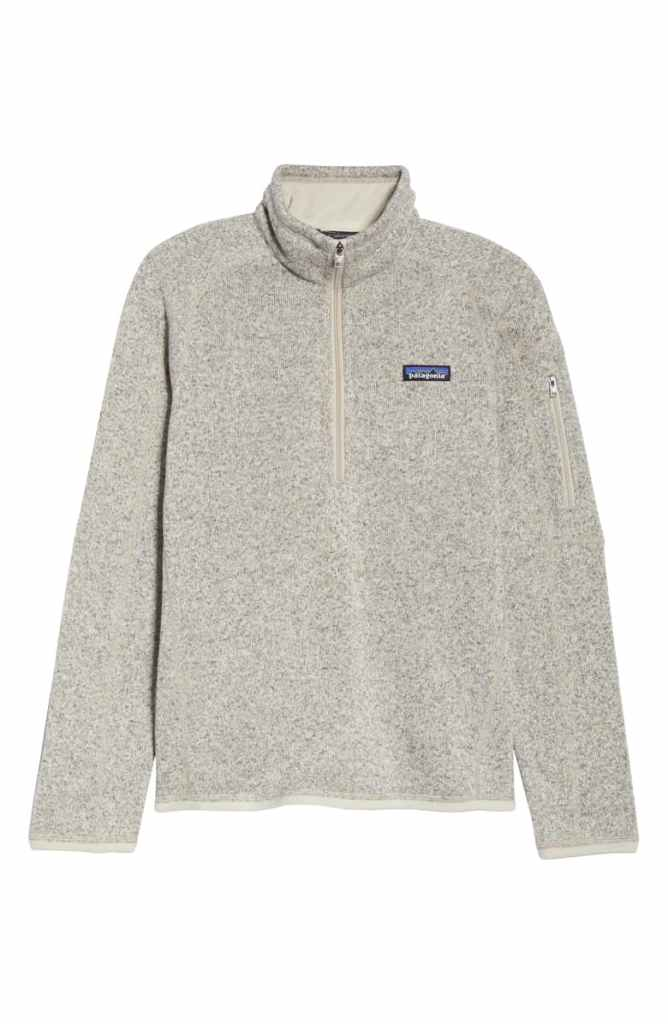Christmas Gifts for Her: Patagonia Better Sweater
