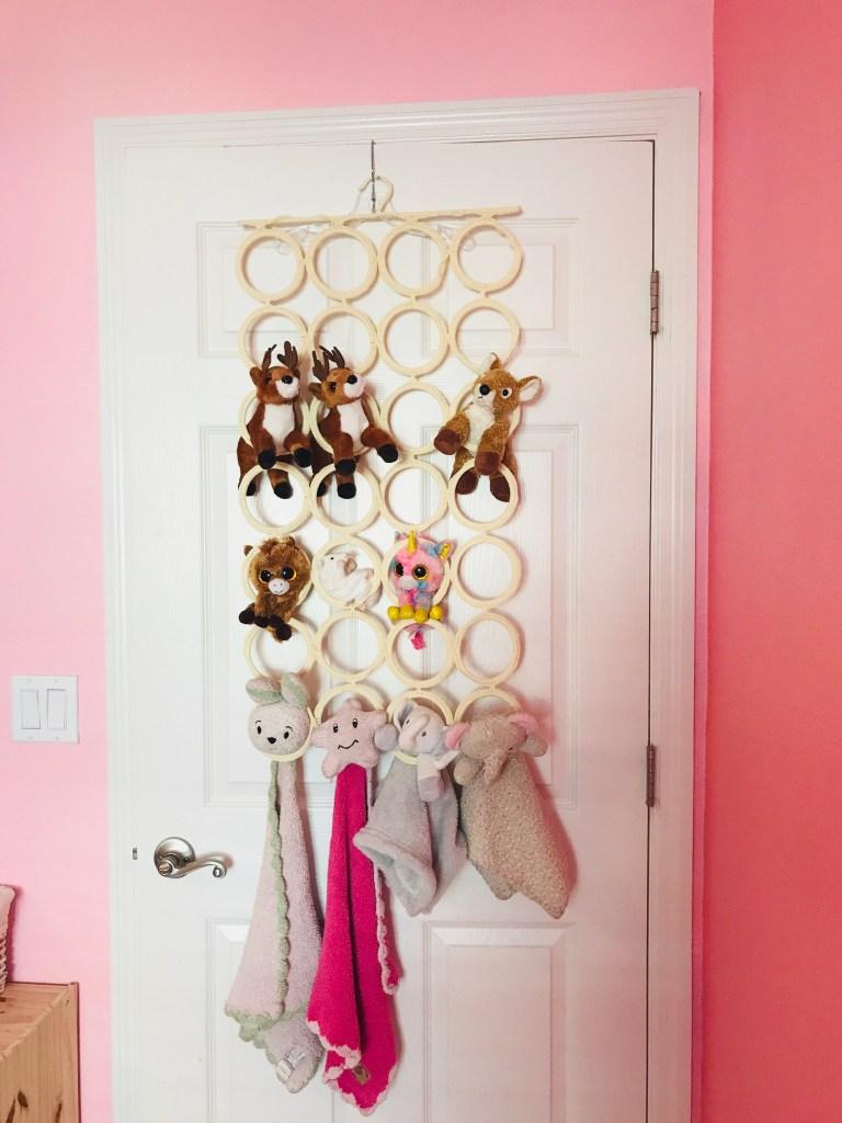 IKEA Kids Storage and Toys Playroom Behind the Door