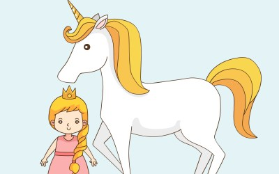 The Cutest Free Unicorn Coloring Pages Online