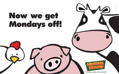 Can Meatless Monday Really Make Us Healthier?