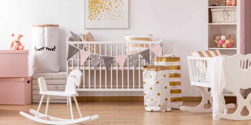best-cribs-for-twins-nursery