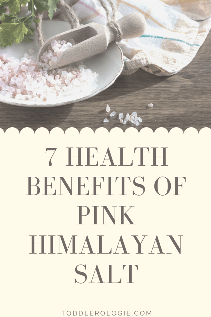 health benefits of pink himalayan salt