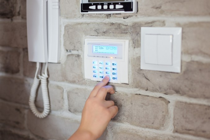 a security system that could be used to protect your home from intruders
