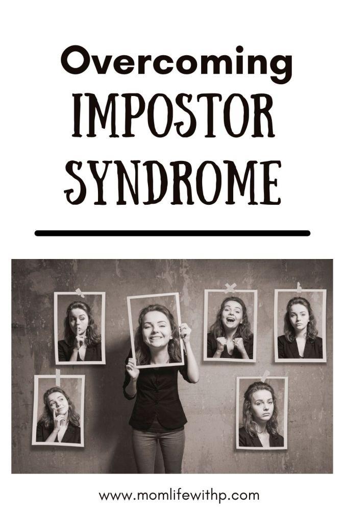 pinterest pin Overcoming Impostor Syndrome