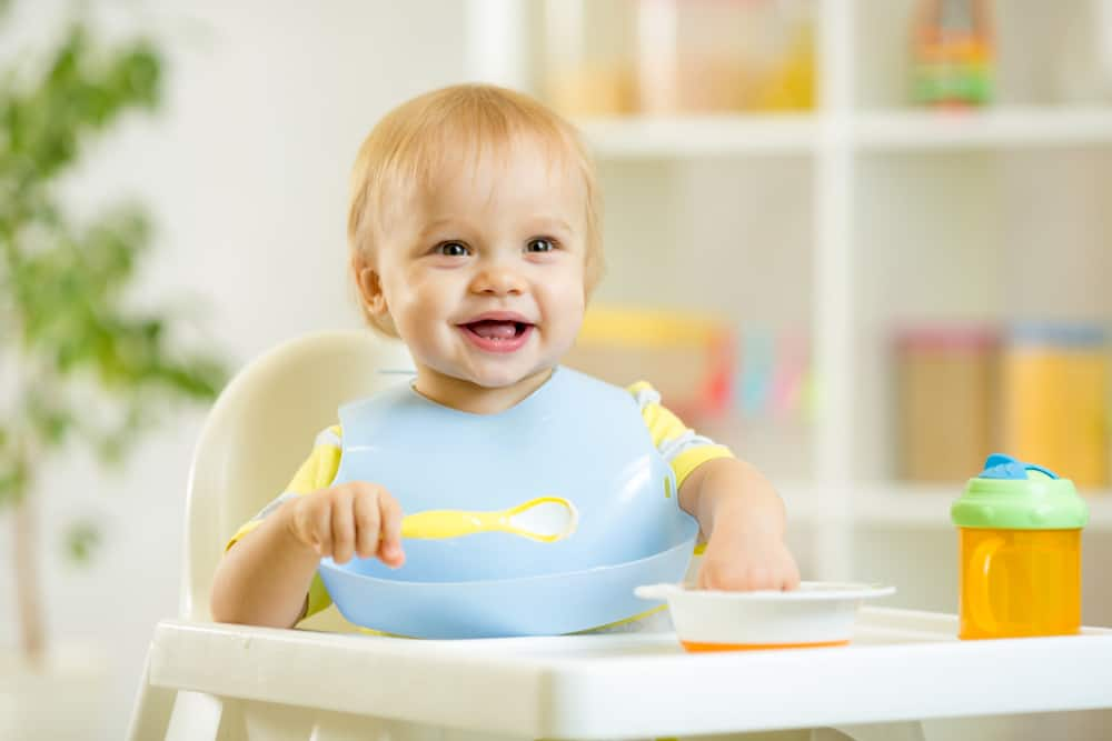When Can Baby Sit in a High Chair? (Tips from a Pediatrician)