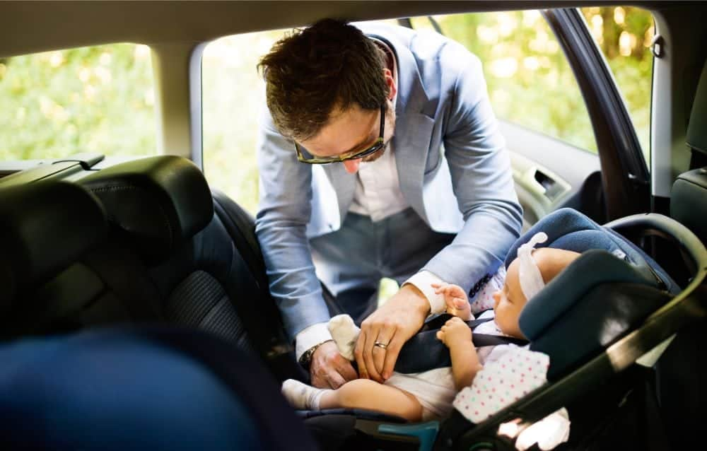How to Install an Infant Car Seat Safely (Without Losing ...
