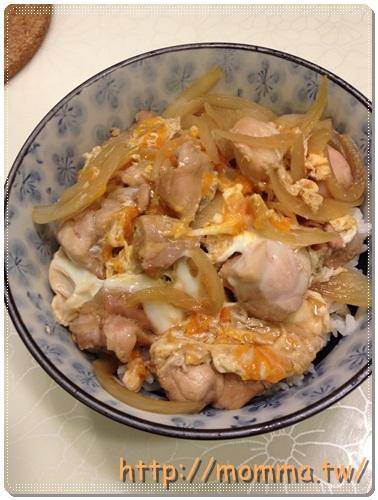 [P家廚房]詹姆士親授親子丼+無料味噌湯 5