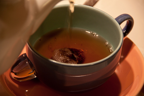 brown sugar tea