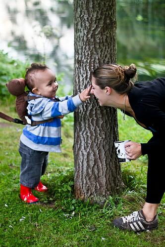 適合幼兒的遊戲種類 除了玩也能提升寶寶的感官認知