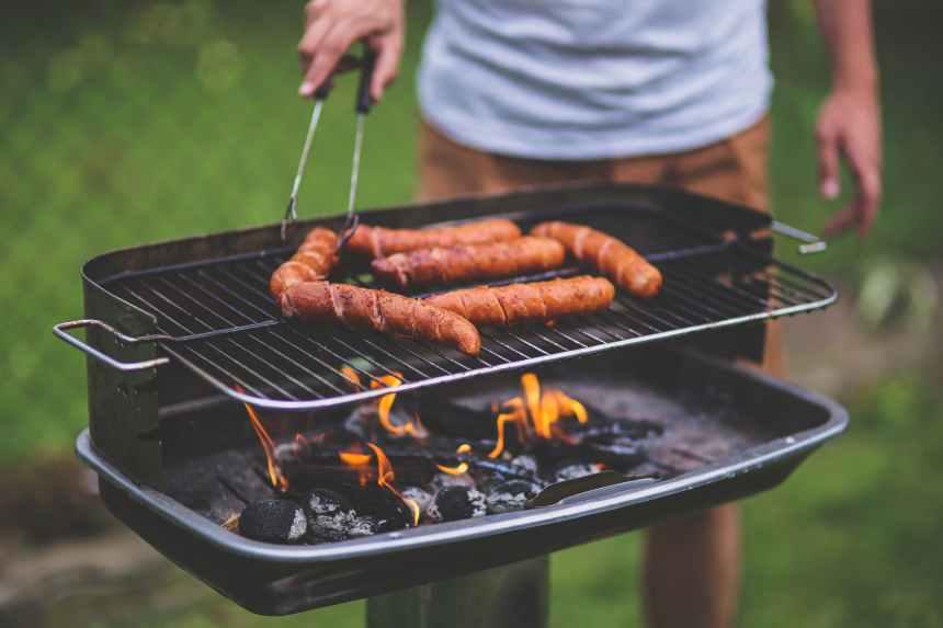 健康烤肉方法 毒物權威醫師林杰樑的烤肉健康吃法