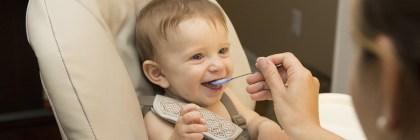 嬰兒副食品食用須知及嬰兒副食品食譜(4-12個月)