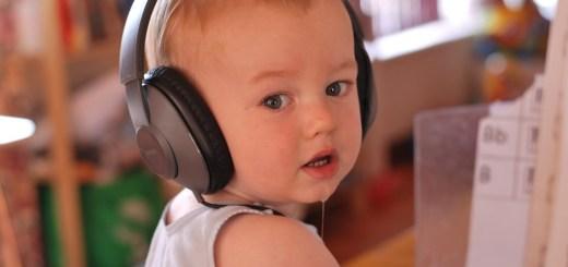 寶寶的聽力發展 如何「聽」出聰明的寶寶?