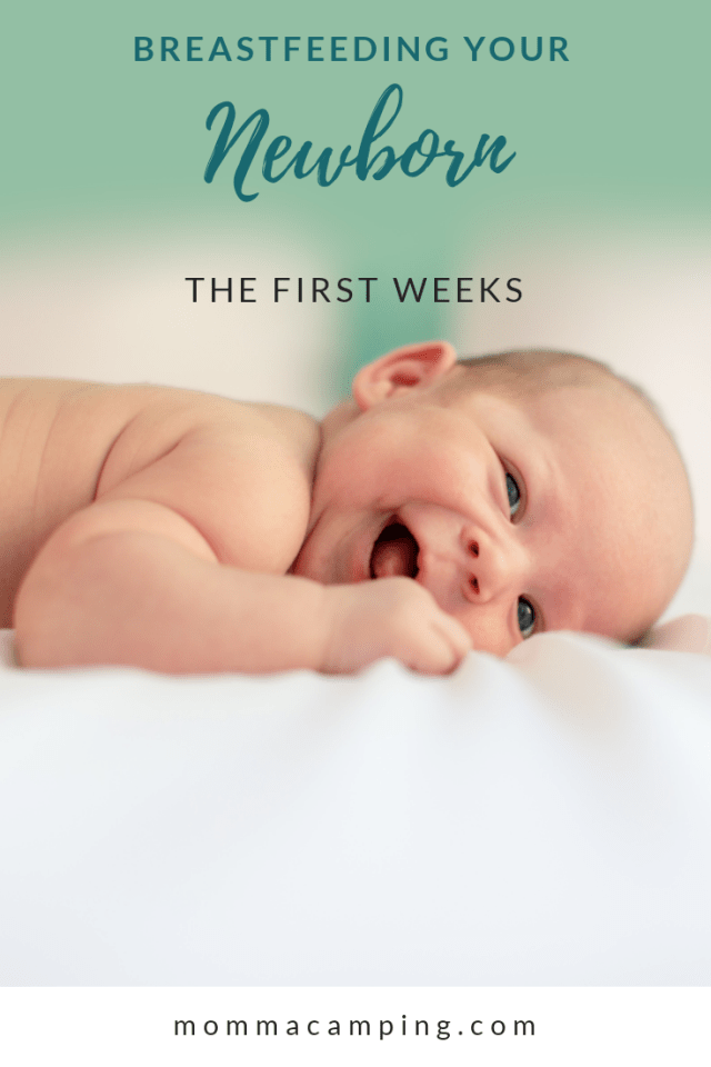 Breastfeeding can be an empowering journey for moms if they have the proper education and resources available to them. Here you will find important tips on breastfeeding your newborn during the first few weeks. #breastfeeding #newborncare #motherhood