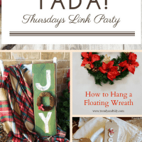 TaDa Thursday #27 Link Party