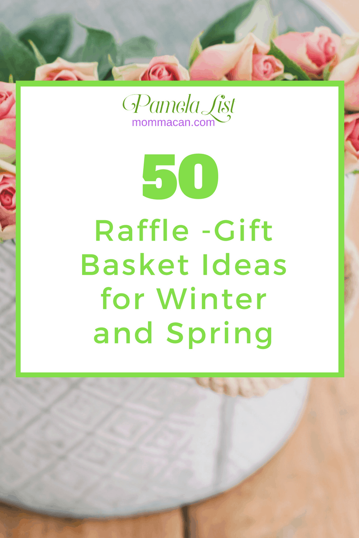 Spa Christmas Basket Ideas