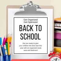 Get Organized For An Awesome School Year!
