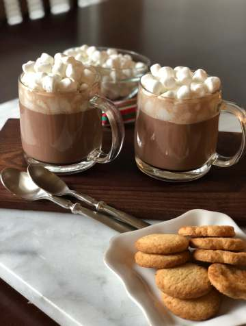 The Best Stovetop Hot Chocolate Recipe