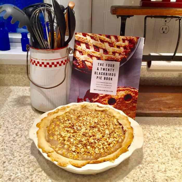 Oatmeal Pie, SO Yummy!