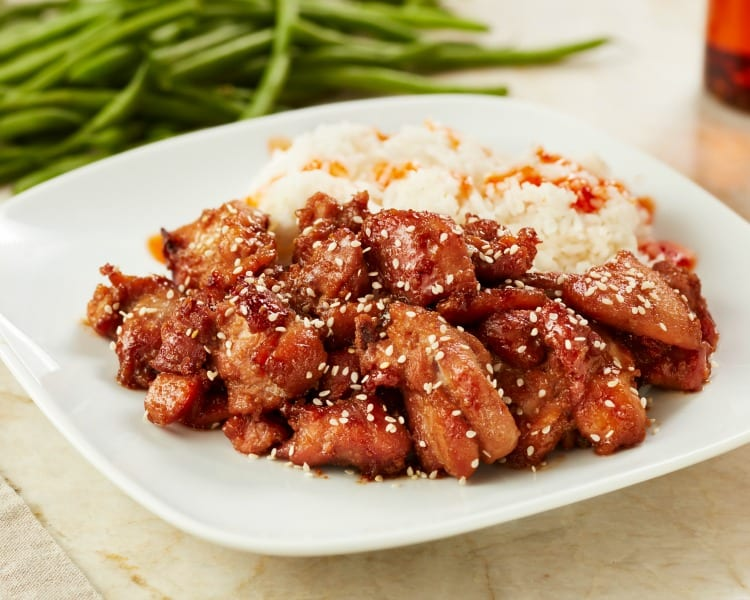 Quick And Easy Delicious Bourbon Chicken Recipe A Kid Favorite By