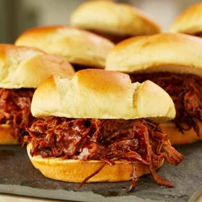 Oh-So-Good Easy Smoked Barbecue Brisket Slider Recipe a Kids' Favorite