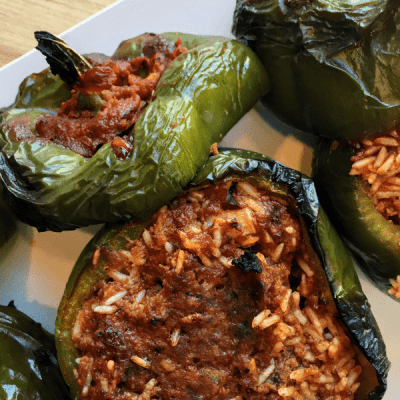 Deliciously Easy Stuffed Peppers