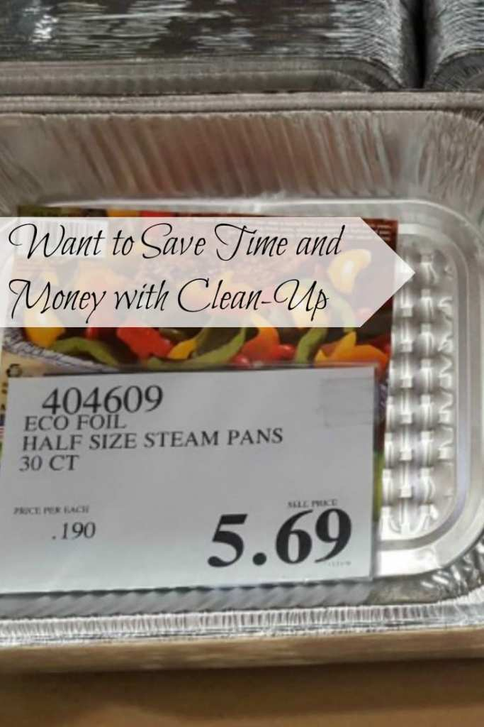 Want to Save Time and Money with Clean-Up