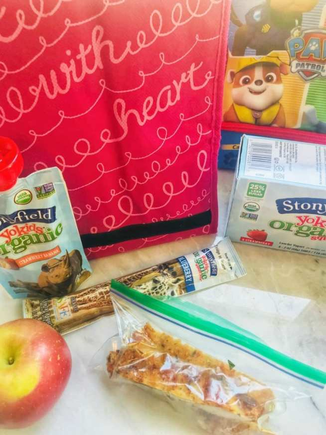 School Lunch Ideas for Picky Eaters