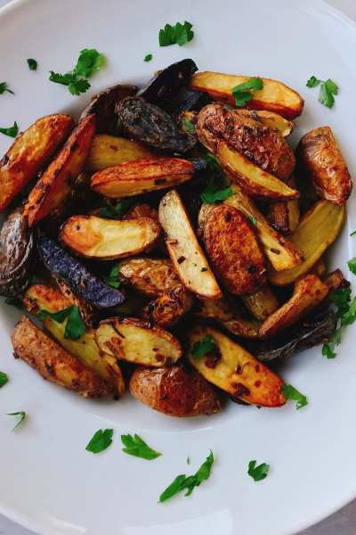 Etta's Simply Delicious Roasted Potatoes
