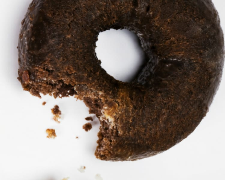 Quick and Easy Baked Donuts only 4 Ingredients