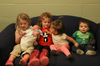 All the kiddos
