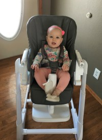 Joovy Foodoo High Chair Review - momma in flip flops