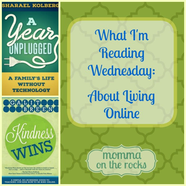 #WIRW #Livingonline #kindnesswins #Ayearunplugged #bookreview