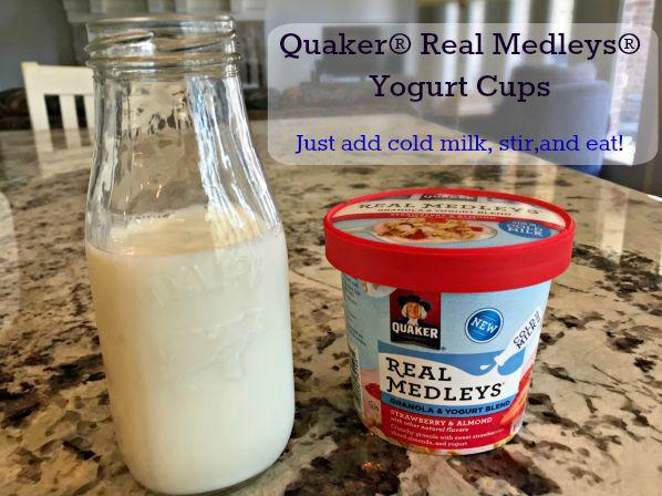 #QuakerRealMedleys