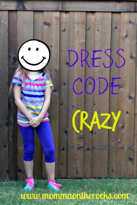 dress code crazy