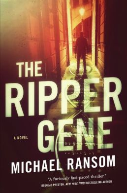 The-Ripper-Gene Michael-Ransom #ReadThis