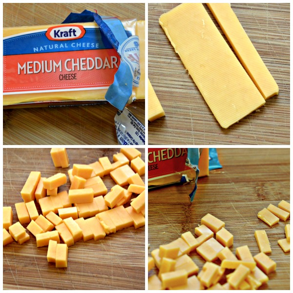 Cheese-collage